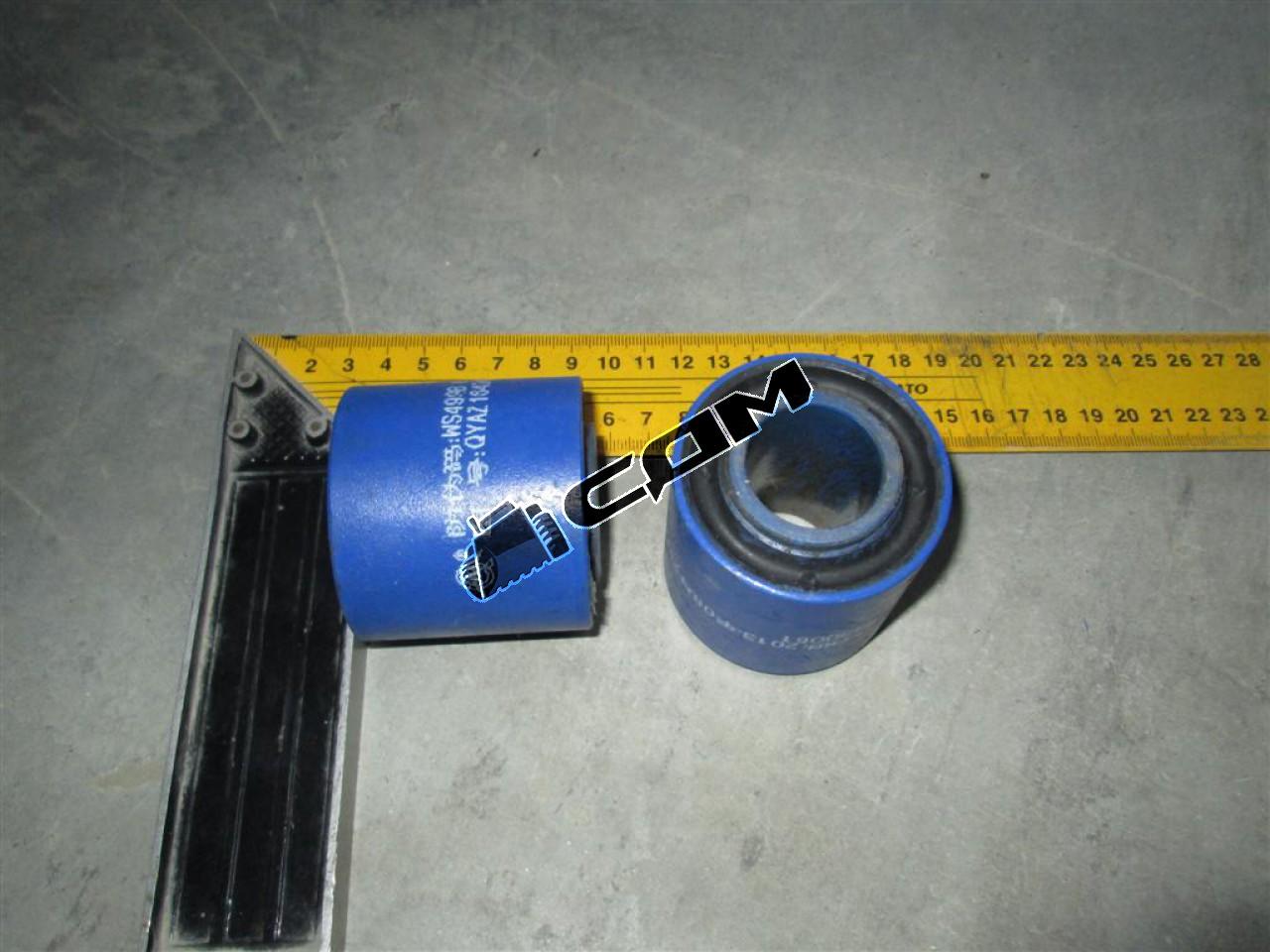 Втулка крепления кабины металл D=58, d=28, L=58 HOWO () SX21642430061